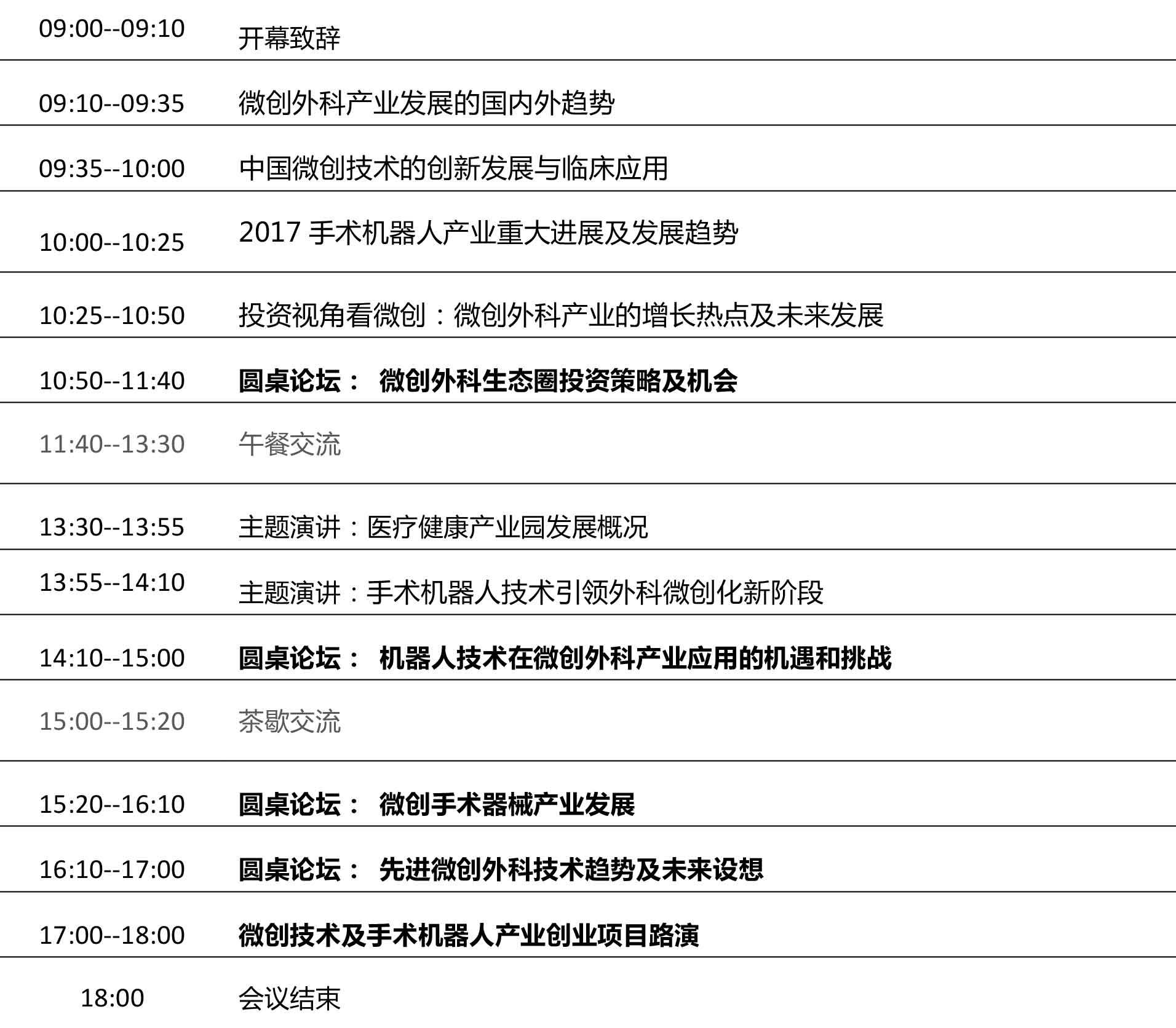 新闻稿1-第三届中国微创外科及手术机器人产业投资CEO论坛-3