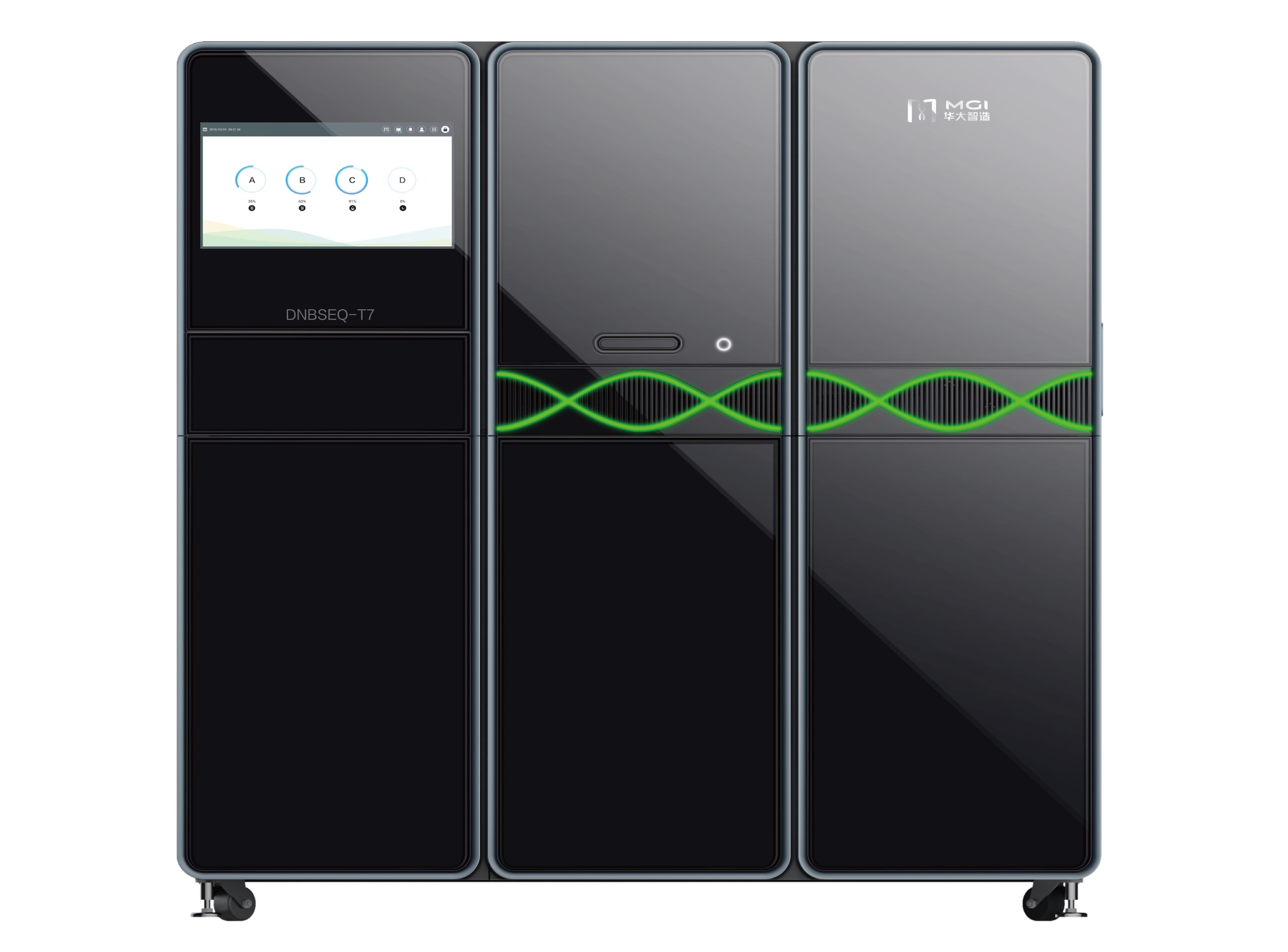 DNBSEQ-T7高通量基因测序仪